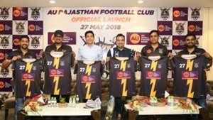 AU Rajasthan FC launch