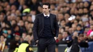 Unai Emery Real Madrid PSG Champions League 14022018