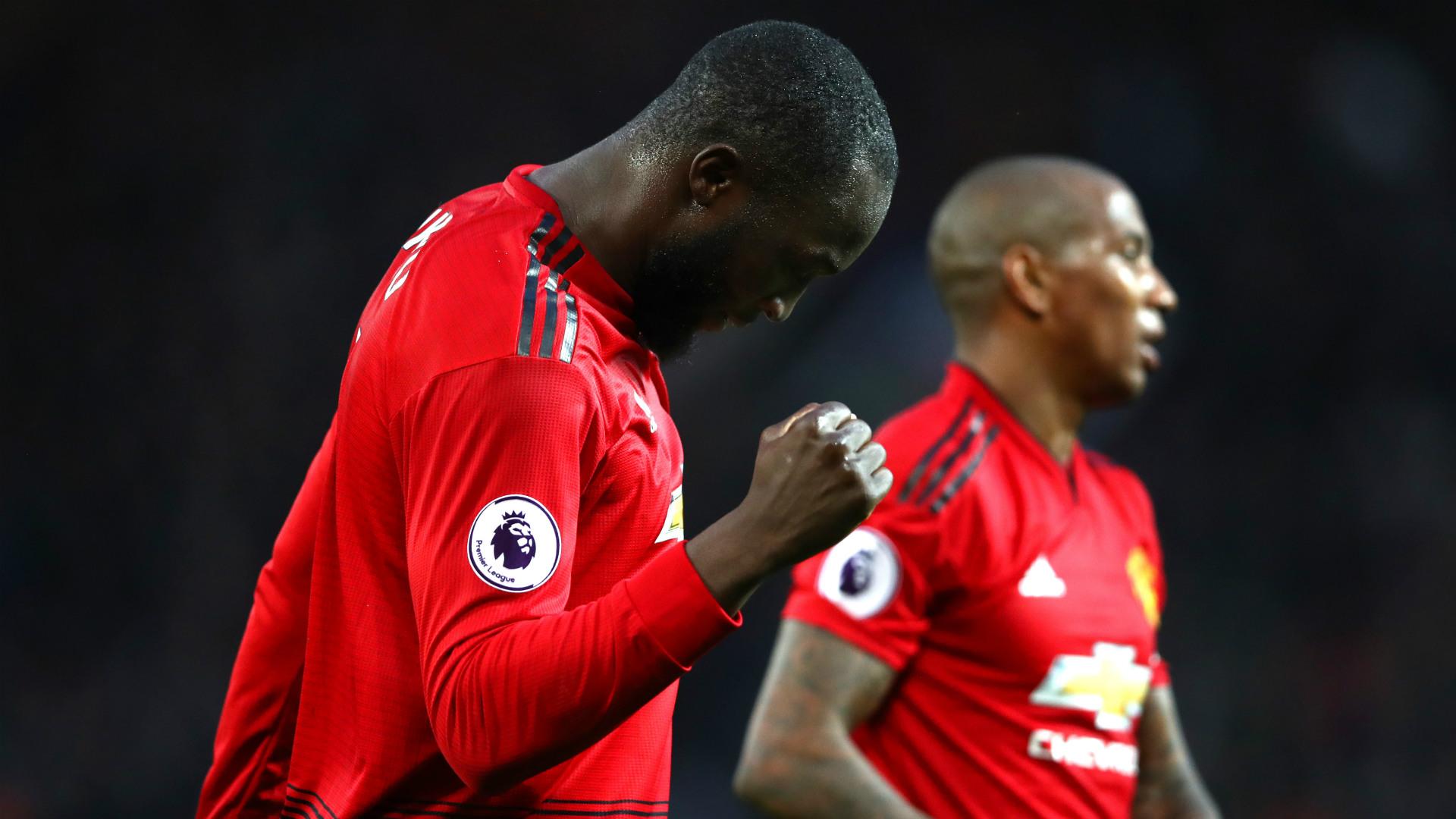 Romelu Lukaku Man Utd 2018