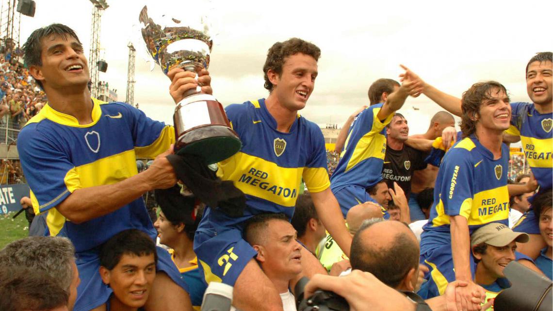 Boca Olimipo Torneo Apertura 2005