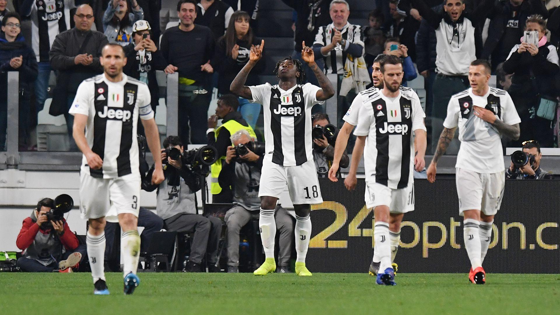 Juventus : La pépite Moise Kean se fixe un grand objectif