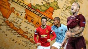 International Players Indonesian Descent