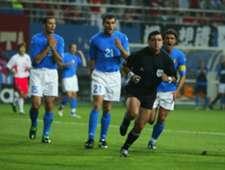 MALDINI VS South Korea World Cup 2002
