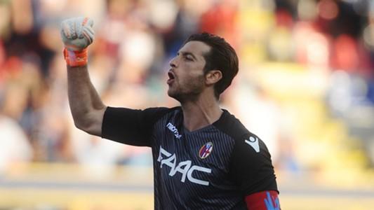 Antonio Mirante, Bologna, Serie A, 15102017