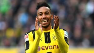 Pierre-Emerick Aubameyang Borussia Dortmund 22042017