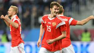 miranchuk Spain Russia Friendly