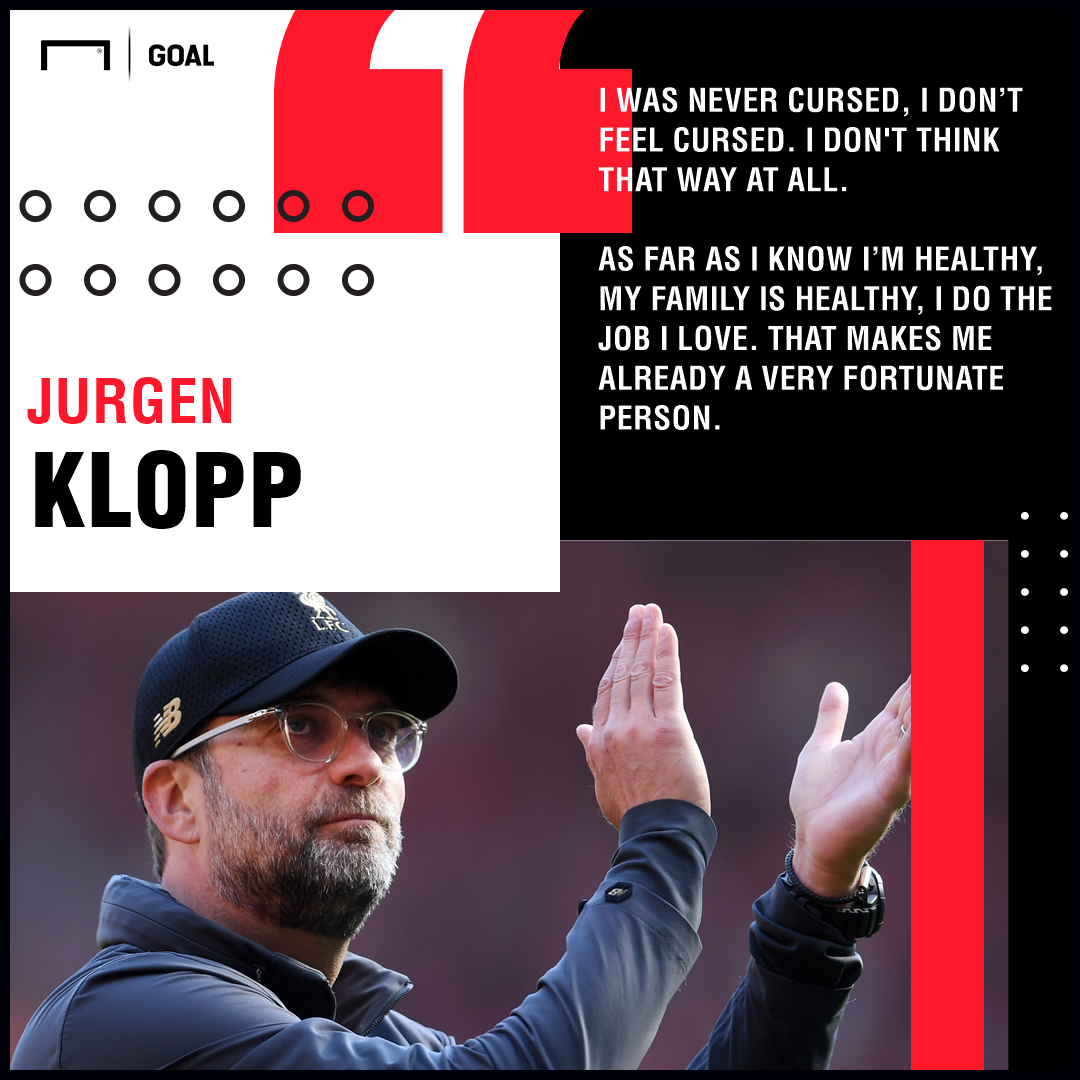 What is the Jurgen Klopp curse? Liverpool boss' finals