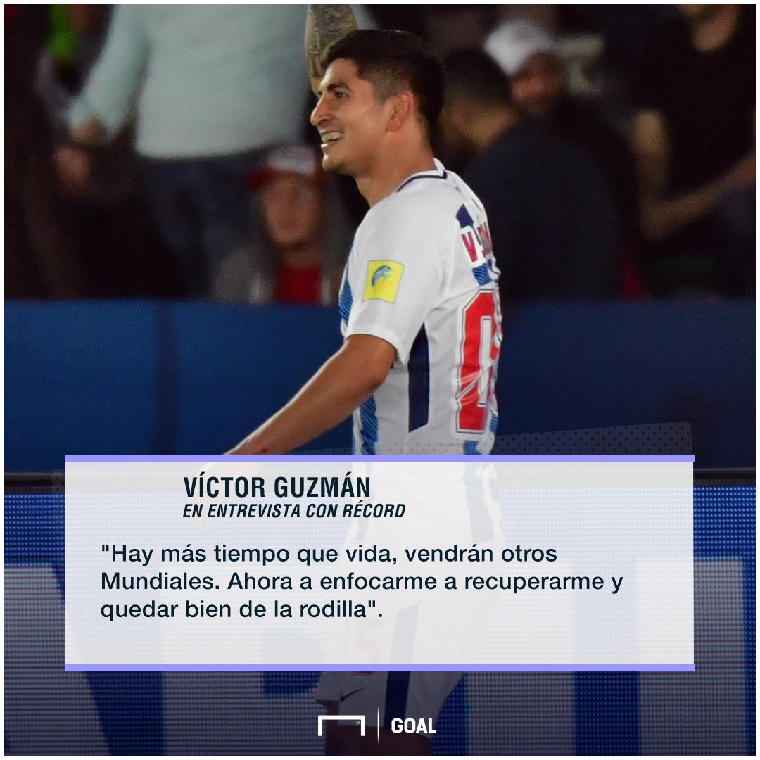Víctor Guzmán Mundial 2022