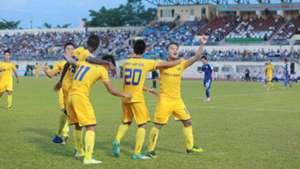 Quảng Nam SLNA Vòng 15 V.League 2017