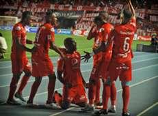 América de Cali gol Martínez Borja 2017