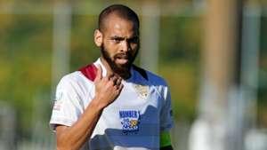 Jarrod Moroole of Stellenbosch FC, April 2019