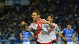 Rodrigo Mora Gonzalo Martinez River Plate Godoy Cruz Primera Division 02042017