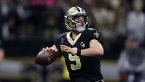 Drew Brees New Orleans Saints Quarterback NFL Football