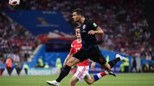 russia croatia - dejan lovren - world cup - 07072018