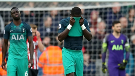 Aurier dropped as Wanyama makes Tottenham's Champions League trip to Olympiacos