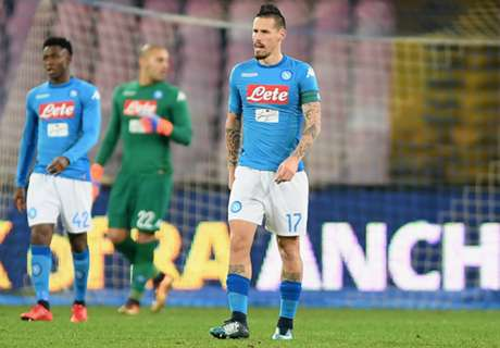 Colpo di scena Napoli: Hamsik fuori con la Juve?