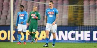 Marek Hamsik Napoli Atalanta Coppa Italia
