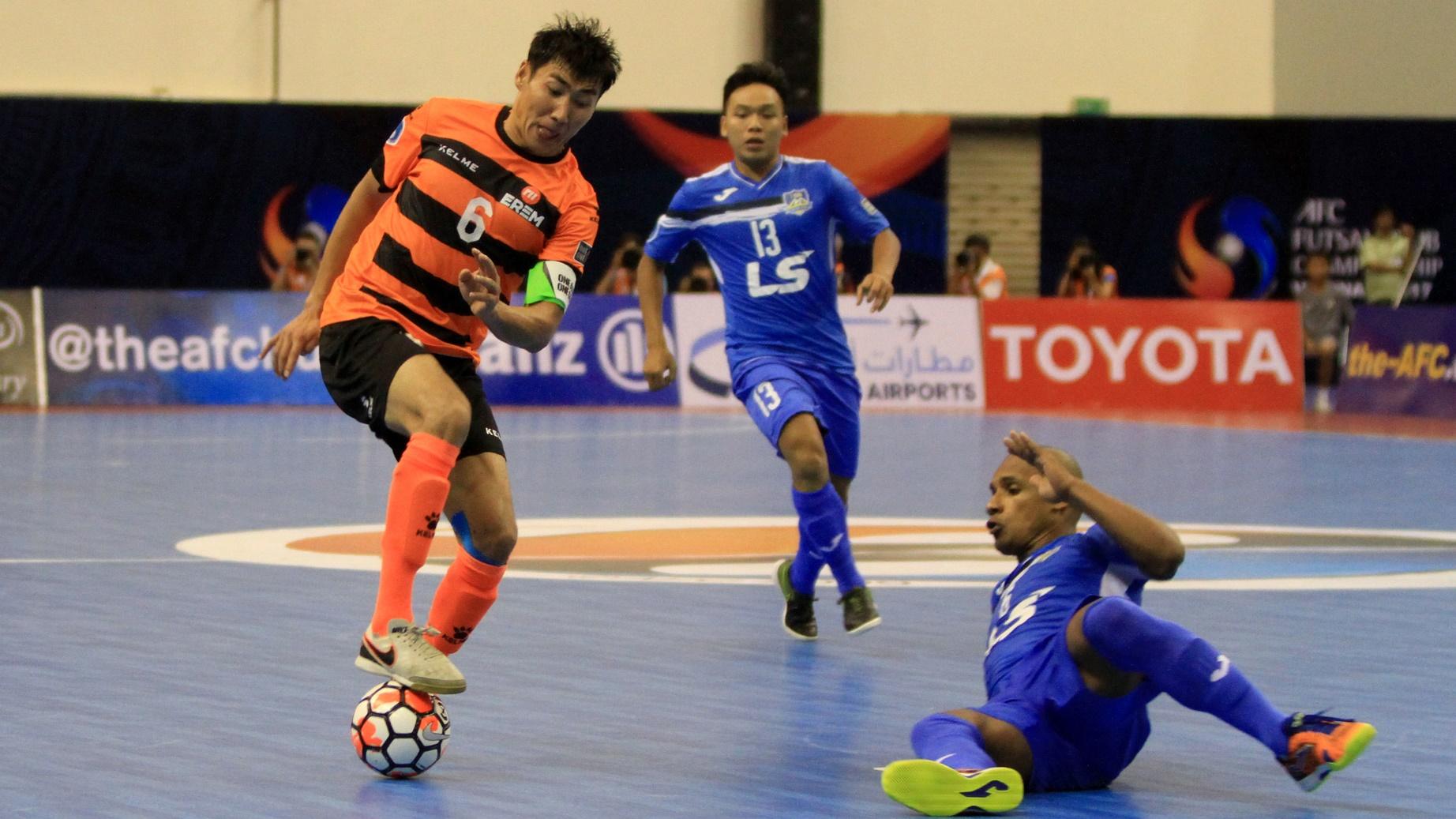 2017 AFC Futsal Club Championship | Thai Son Nam vs EREM