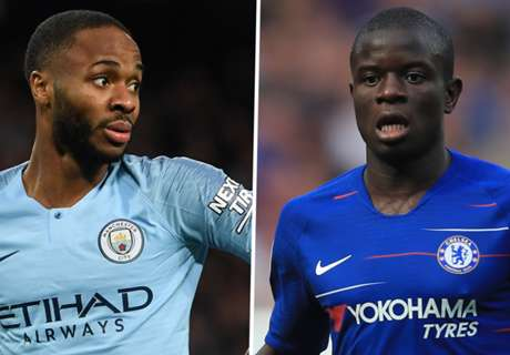 Kante reacts to Chelsea fans' alleged racist abuse of Sterling