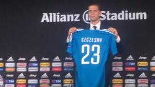 Wojciech Szczesny Juventus