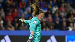 Alyssa Naeher USA USWNT Women's World Cup 2019