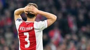 Joel Veltman Ajax Tottenham Champions League 2019