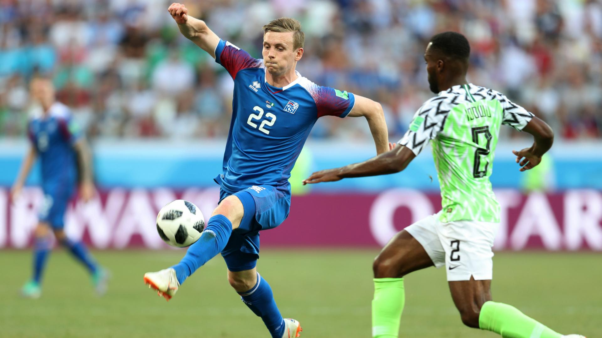 Piala Dunia 2018 - Dibekap Nigeria, Pelatih Islandia ...