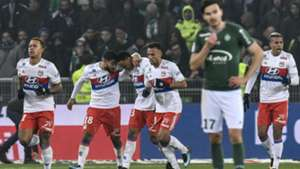 Saint-Etienne Lyon Ligue 1 05112017