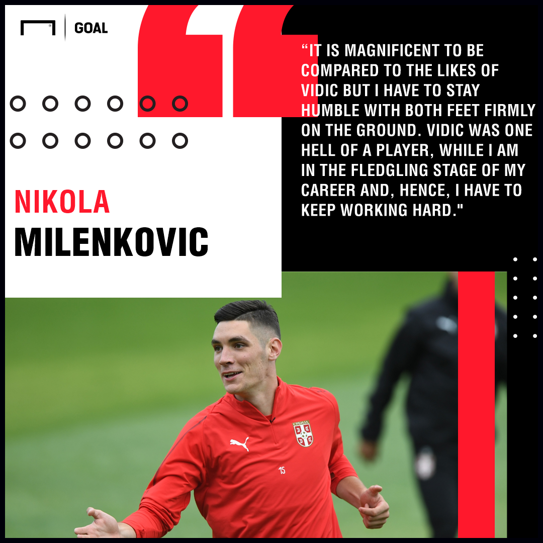 Nikola Milenkovic Vidic PS