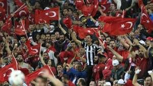 euro 2016 - Turkey fans