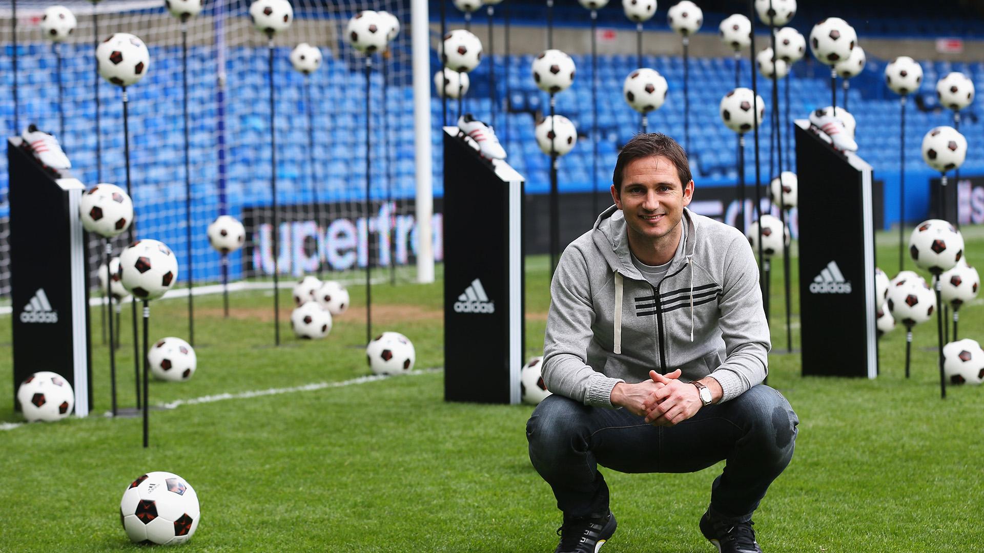 Frank Lampard Adidas