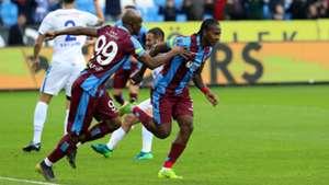 Hugo Rodallega Trabzonspor Ankaragucu STSL 02022019