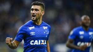 Arrascaeta Cruzeiro Universidad Chile Libertadores 26 04 2018