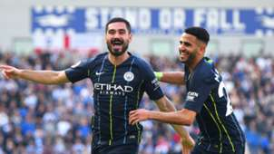 Gundogan Mahrez Manchester City 2019