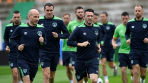 IRELAND TRAINING EURO 2016 06212016