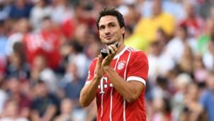 Mats Hummels Bayern Munchen