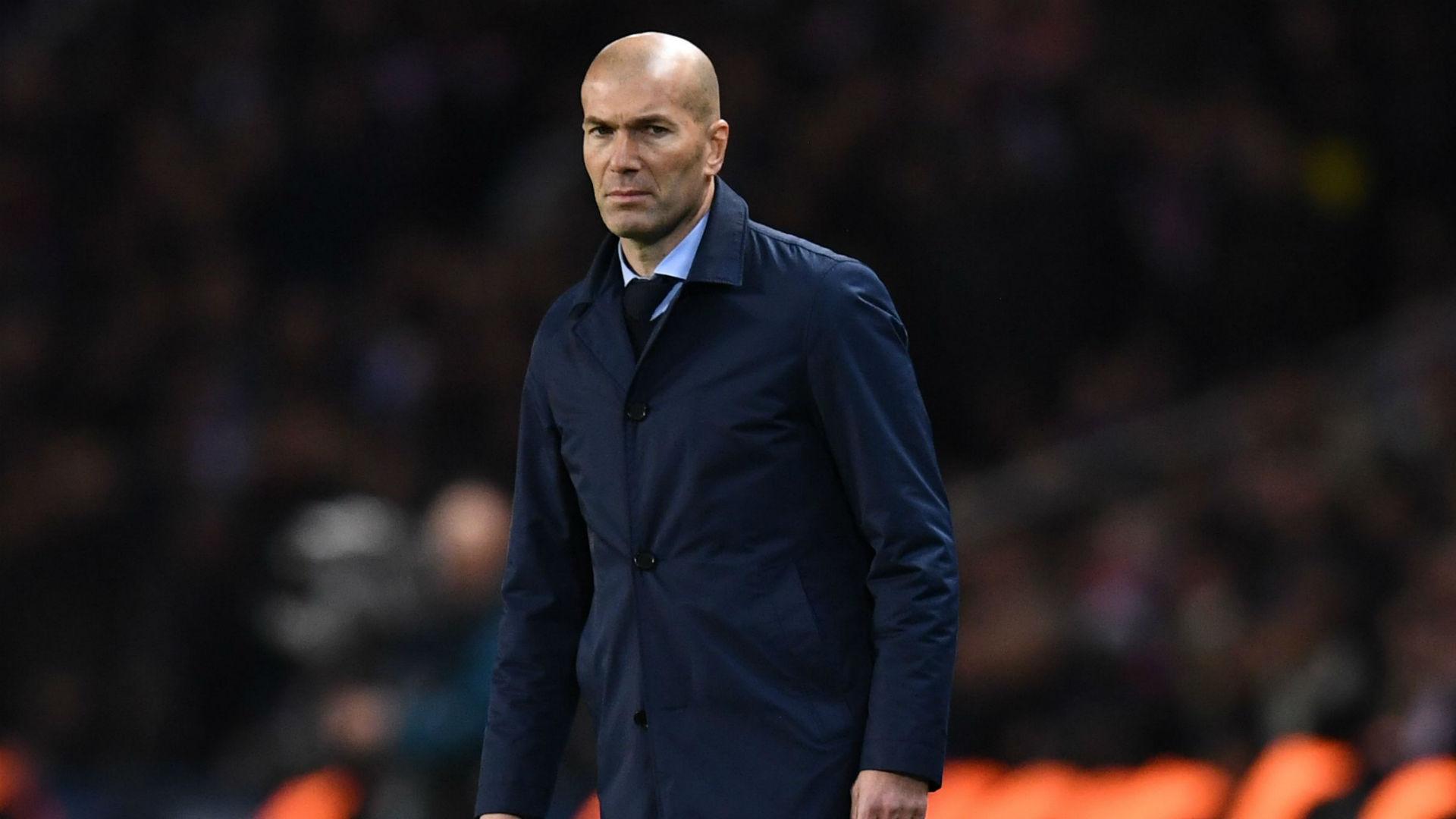 Champions League News Sergio Ramos Credits Zinedine Zidane For Real Madrid Triumph Goal Com