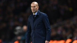 Zinedine Zidane Real Madrid Champions League