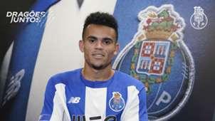 Luis Díaz nuevo jugador del Porto 2019