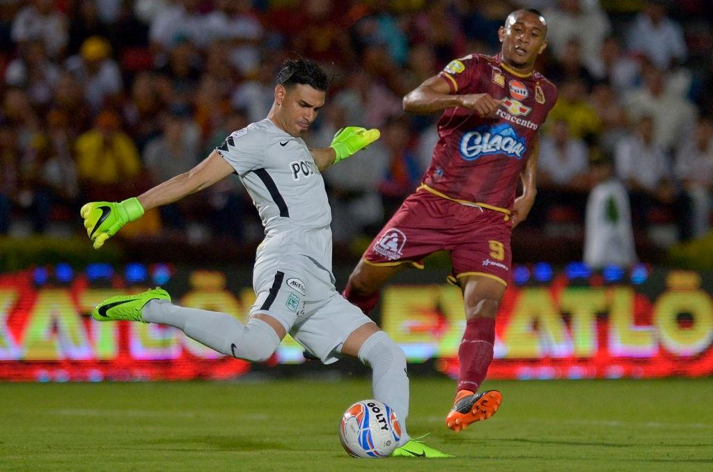 Fernando Monetti Deportes Tolima vs Atlético Nacional final ida Liga Águila 2018