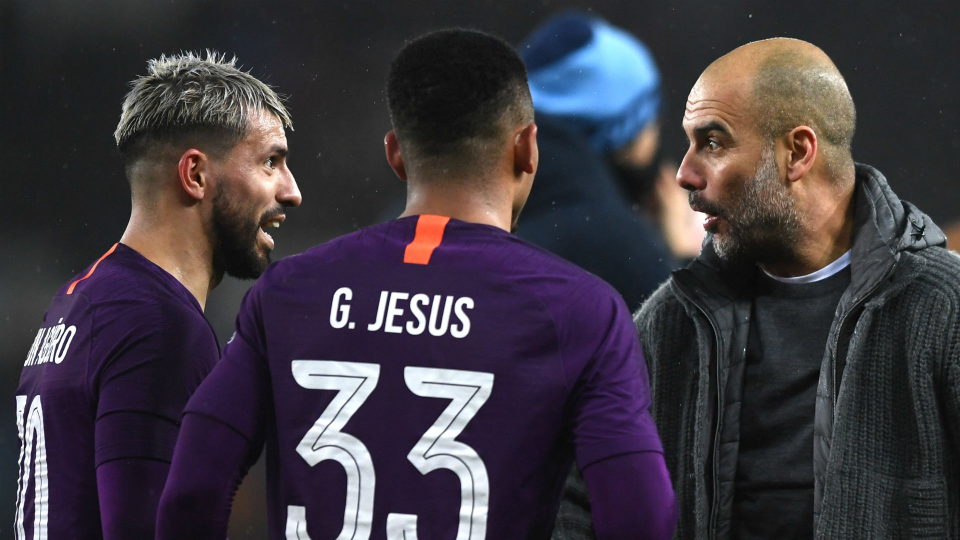 buy popular 10fb5 919f6 Man City news: Gabriel Jesus takes No.9 shirt with Premier ...