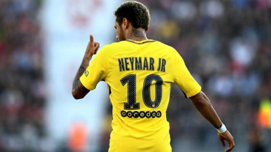 Neymar Dijon PSG Ligue 1