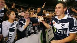Mark Milligan Melbourne Victory