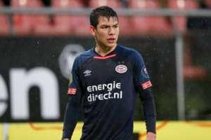 Hirving Lozano Utrecht PSV