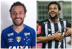 GFX Fred Cruzeiro Atlético-MG