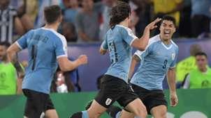 Cavani Uruguay Chile