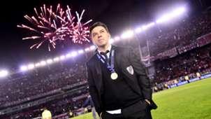 Marcelo Gallardo River Plate Athletico Paranaense Recopa Sudamericana 30052019