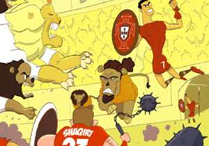 20 DE NOVEMBRO   Os gladiadores mostraram suas forças na última rodada da Nations League!