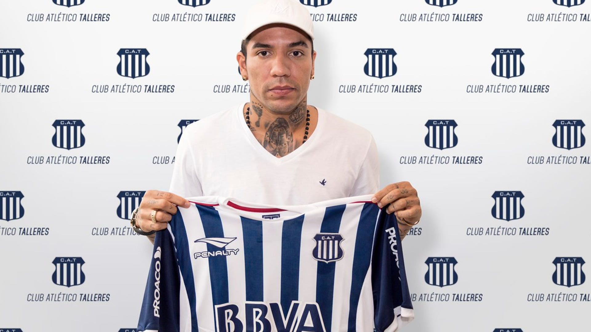 Dayro se acerca a Talleres que jugará la Conmebol Libertadores