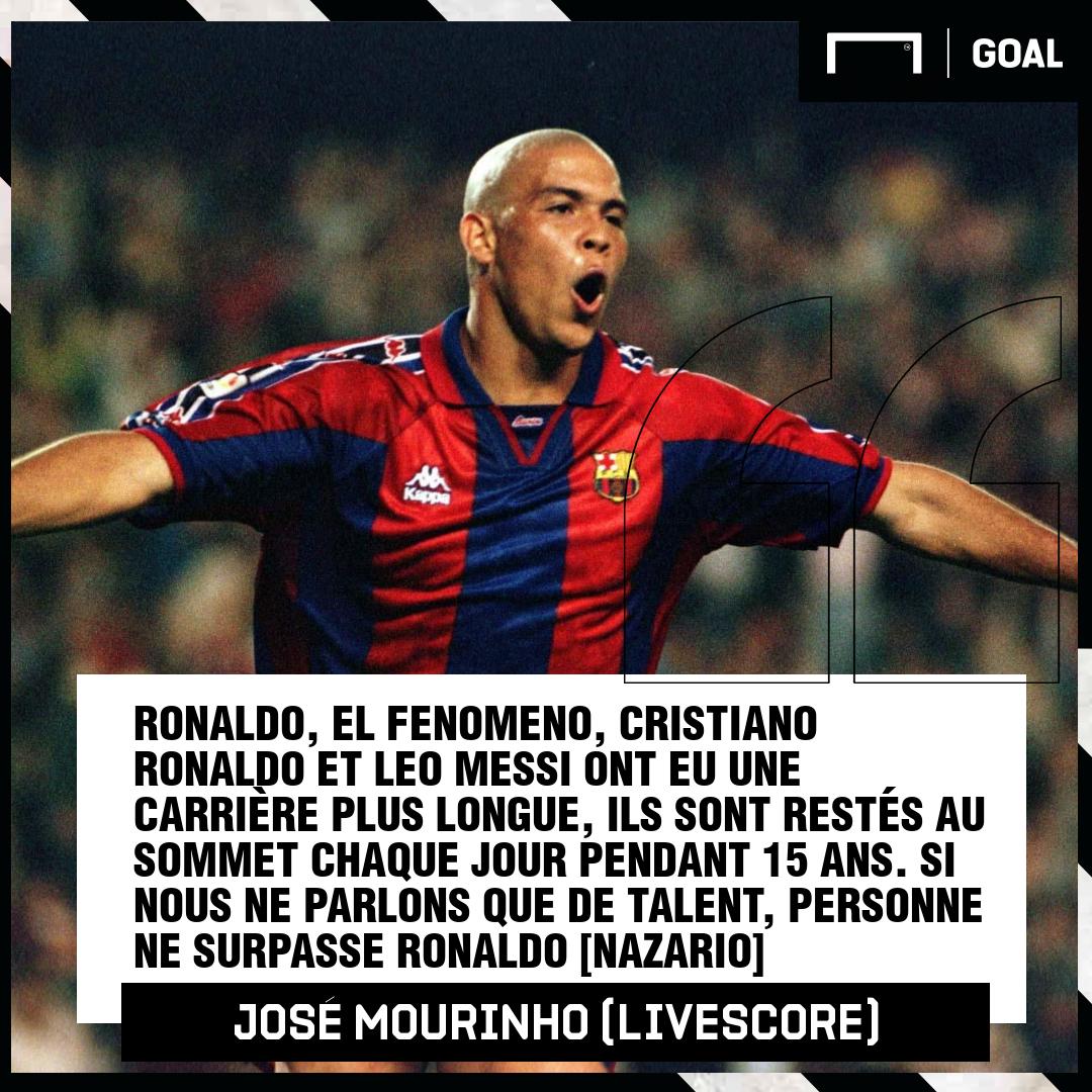 Mourinho - Ronaldo